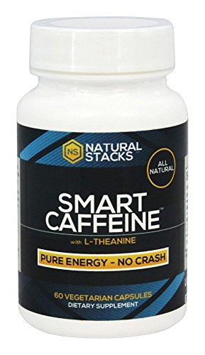 Caffeine Nootropic L theanine Recommended capsules