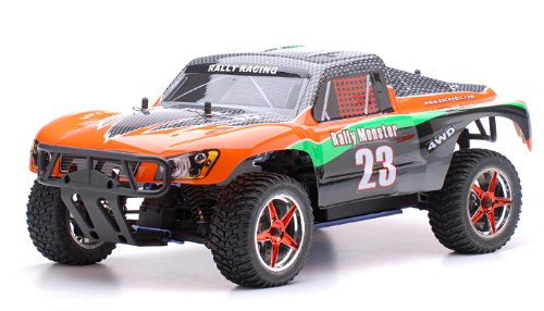 1/10 2.4Ghz Exceed RC Rally Monster Nitro Gas Powered RTR Of
