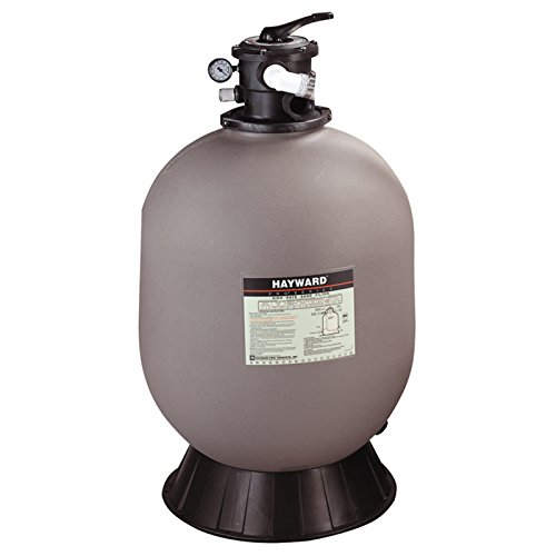 Hayward S220T ProSeries Sand Filter, 22-Inch, Top-Mount (Pro Top Mount Series)