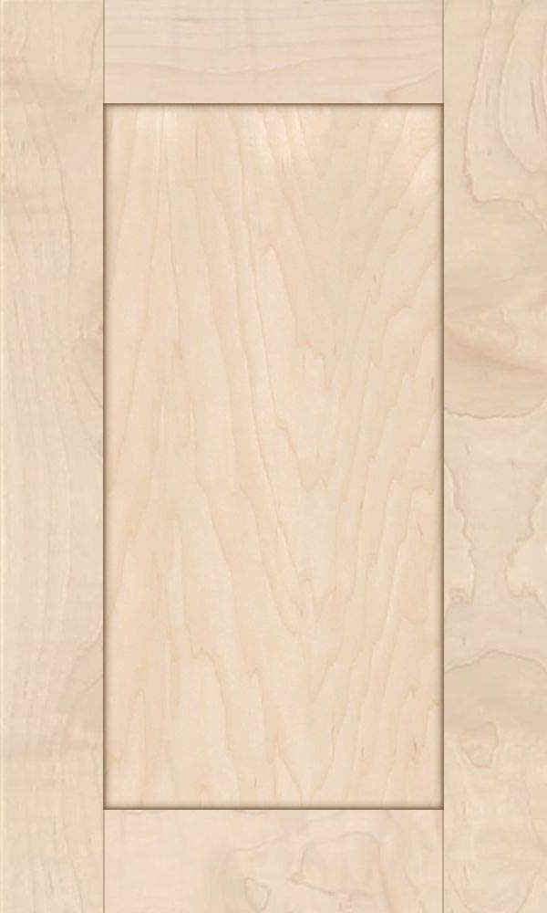 Unfinished Maple Shaker Cabinet Door by Kendor 20H x 12W