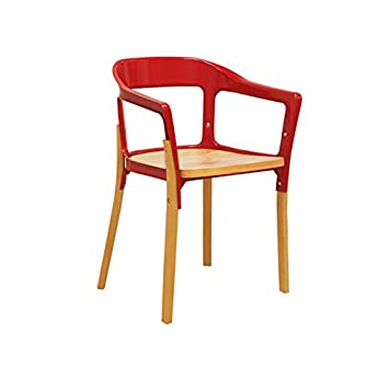 Amazon.com: ERGO muebles moderno Emma inoxidable madera ...