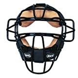 Louisville Slugger Tpx Baseball Face Protection Mask Leather Pad Covering Helmet