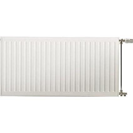 Radiador de agua caliente aluminio, compacto, de tipo 11 H: 600 L: