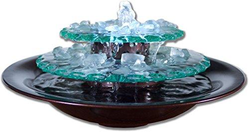 Water Wonders Moonlight Tabletop Water Fountain by Water Wonders