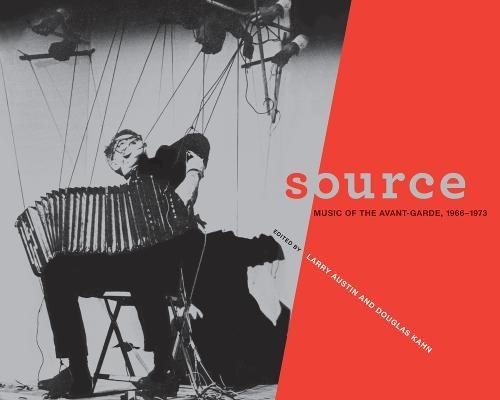 Source: Music of the Avant-garde, 1966–1973