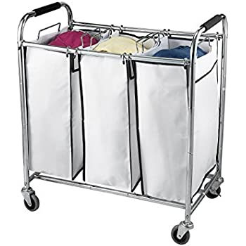 laundry cart on wheels saganizer hamper with wheels rolling cart 10536