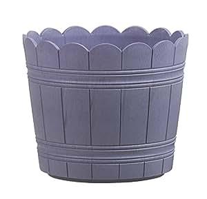 Emsa 5152655x Country Macetero Diámetro 30cm, color lila