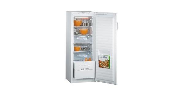 Candy Freezer CFU 2700 A Independiente Vertical Blanco 240 L ...