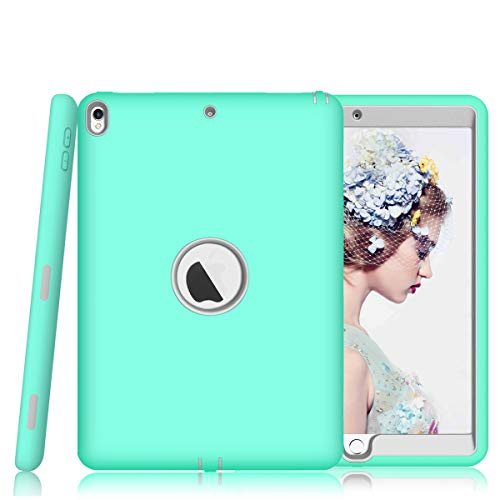 iPad Air 3 Case - Sevrok [ Minimalist-Series ] Shockproof Defender Hard PC+Silicone Hybrid Protective Armor Cover for Apple iPad Air 3rd Generation 10.5 ()