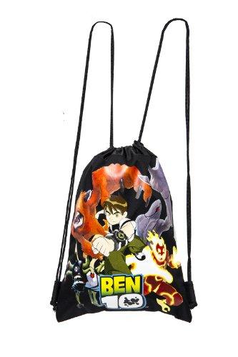 Ben 10 Draw String Backpack Bag, Bags Central