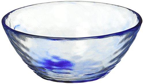 Small Murano Glass - Bormioli Rocco Murano Bowls, Small, Blue, Set of 24