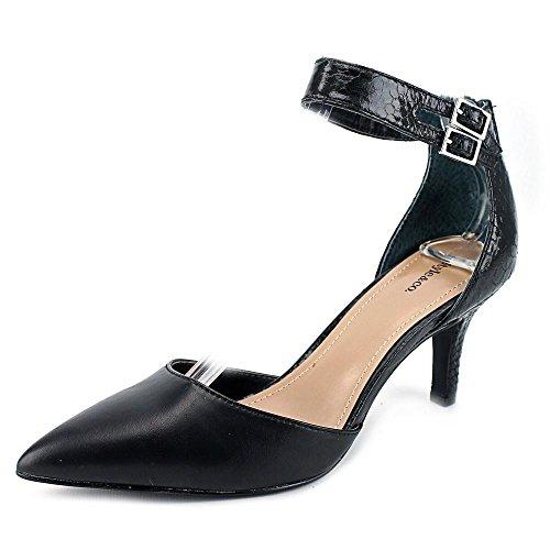Co Korkokengät Wandah Wandah Mustat Naiset amp; Toe Women Black Tyyli Kengät amp; Pointed Co Style Heels Teräväkärkiset H5wTq