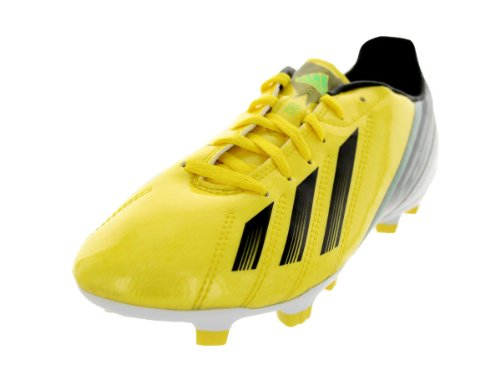 ccer Cleats - Bright Yellow/Black/White (Kid's) - 3 (Iii Trx Fg Soccer Cleat)