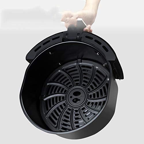 Air Fryer,Friteuse Électrique,avec Système Circulation D'air,machine Multi-fonctionnelle Intelligente Fries Non Gras,pour La Santé L'huile Ou Sans Faible Teneur En G