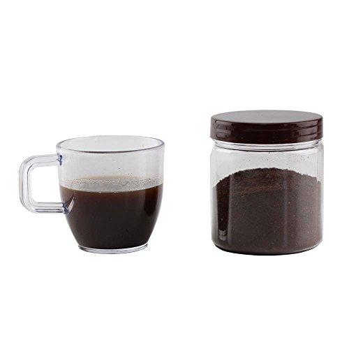 FelizCoche 12V Espresso Machine Car Espresso Coffee Machine, Make Espresso in Car 12V Car Coffee Maker with 2 cups by FelizCoche (Image #7)