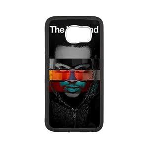 The Weeknd XO Samsung Galaxy S6 Cell Phone Case White JNC74C38