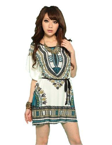 kaftan silk dress - 9