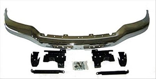 OE Replacement GMC Sierra Front Bumper Face Bar (Partslink Number GM1002463)