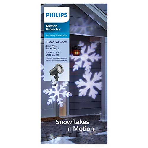 Outdoor Snowflake Lights Price in US - 3