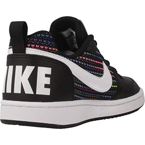 white Court 001 Blue racer Borough gs Nike black Low volt Basket Scarpe Se Bambino Da Multicolore TqSCPwFCx