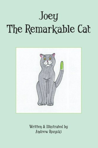 Joey The Remarkable Cat pdf