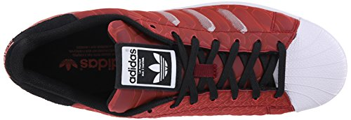 Adidas Heren Superster Ctmx Schoenen Collegiale Bordeaux / Wit / Zwart