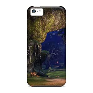 Awesome Design Sourround Pora Elinu Hard Case Cover For Iphone 5c