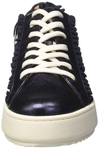 Blu Set Chaussures de Bleu Twin Cs8pjs Femme Gymnastique Scuro xf0fvO