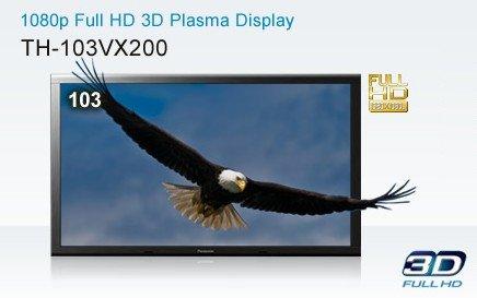 TH-103VX200U Digital Signage Display