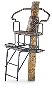 Guide Gear 2-Person 16' Wrap-a-Round Ladder Tree Stand