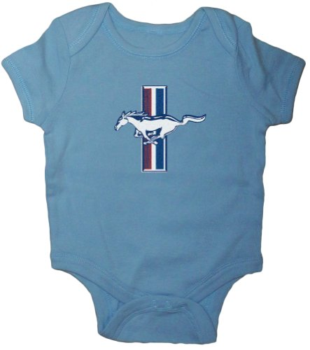 Ford Mustang Pony infant baby tee t-shirt romper body suit