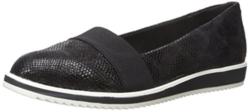 Damen Michelle Flat Klein Anne Black Loafer FwS5xEq