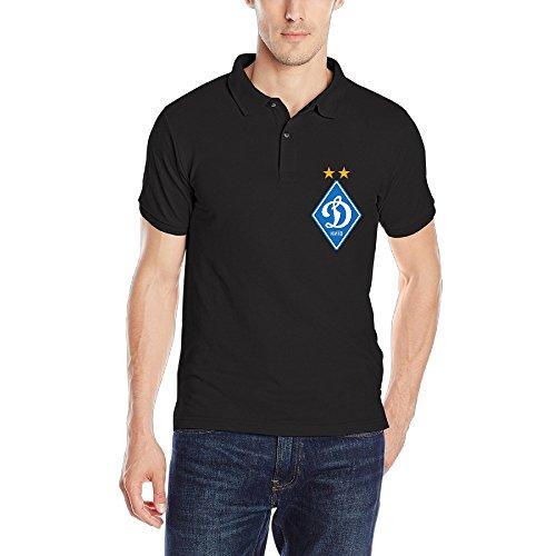 Dynamo Kyiv Football Club Guys Brand Polo Tshirt Size XL Color - Got International Shades