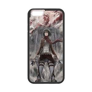 iPhone 6 Plus 5.5 Inch Phone Case Attack On Titan 30C03629
