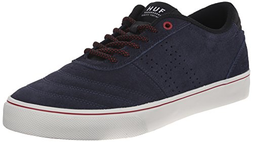 White Bone Dark Galaxy Skate Men's Navy HUF Shoe xq0YAC