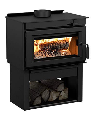 wood stove high efficiency - 5