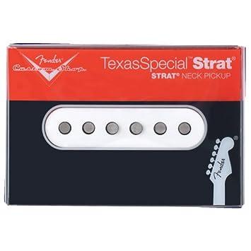 Amazoncom Fender Custom Shop Texas Special Stratocaster Neck