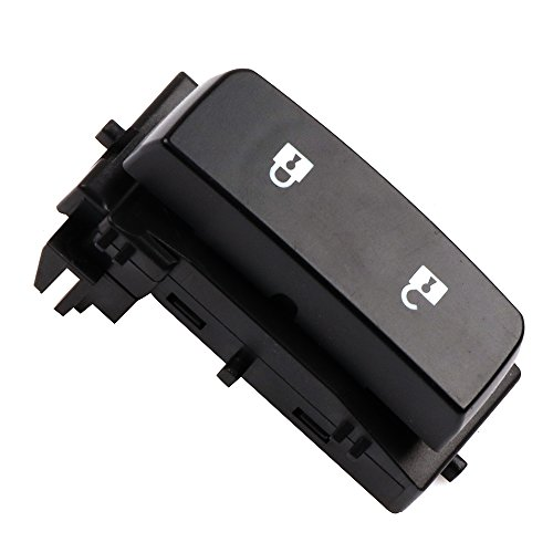 (Door Lock Switch Control Switch Replacement fit for 2008-2013 Chevy Silverado 1500 2500HD 2008-2013 GMC Sierra 1500 2500 HD 2011-2014 GMC Sierra Denali 2500HD 3500HD 15804093 SW9550 PDS188 1S12489)