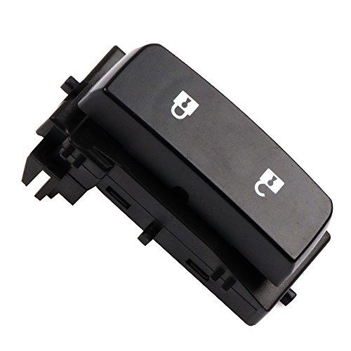 Door Lock Switch Control Switch Replacement fit for 2008-2013 Chevy Silverado 1500 2500HD 2008-2013 GMC Sierra 1500 2500 HD 2011-2014 GMC Sierra Denali 2500HD 3500HD 15804093 SW9550 PDS188 1S12489