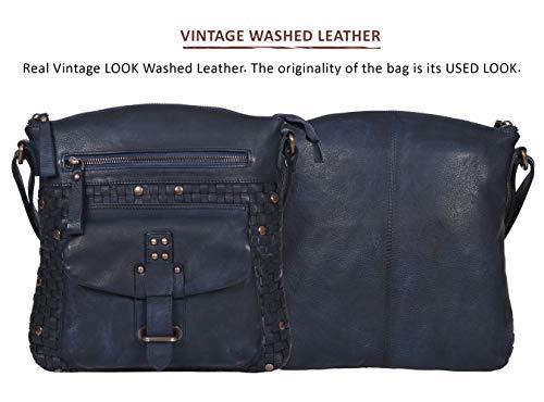 Genuine Leather Crossbody Sling bag for Women Fancy & Stylish Bags for Girls