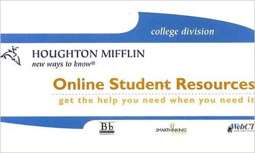 Quia Online Student Activities Manual: (Workbook/lab Manual