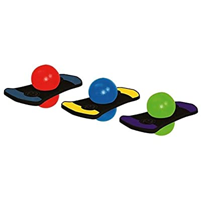 Britz'n Pieces ZB Freestyle Skate Racing Ball Board Outdoor Summer Sports by Britz'n Pieces ZB
