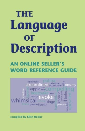The Language of Description: An Online Seller's Word Reference Guide by Visuaria Publishing