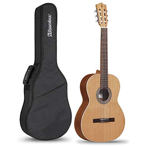 Alhambra Z-Nature - Pack Guitarra Clásica Española + Funda product image