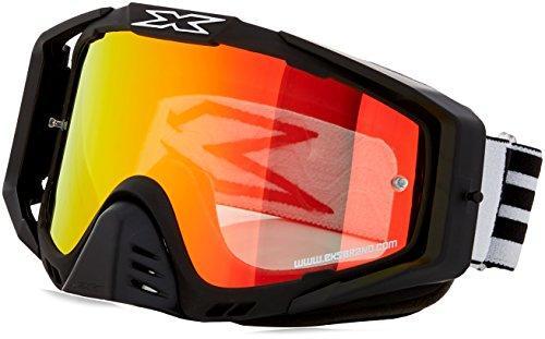 EKS S Series Masque de Motocross Mixte Adulte, Noir