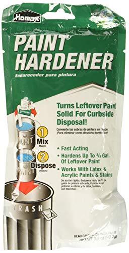 Homax - 3535 Fast Acting Waste Away Paint Hardener - 3.5oz (6 Pack)