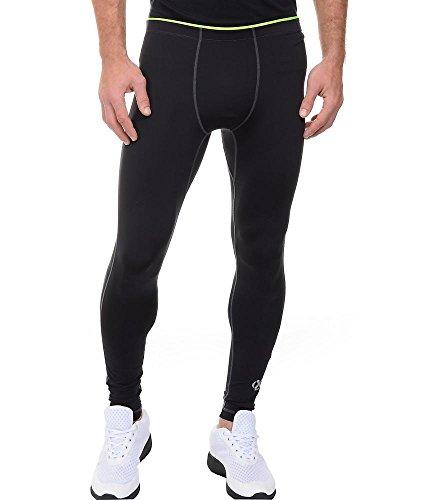 2(x)ist Men's Performance Legging, Black, Small