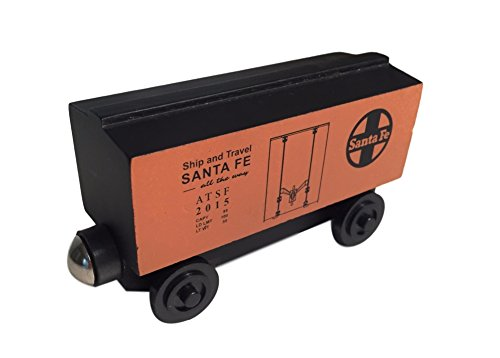 Whittle Boxcar - Santa Fe 3