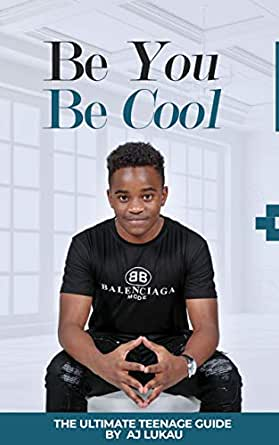 Aj lukau book be you be cool