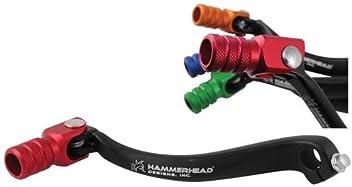 Hammerhead Pr/ämie geschmiedeter Schalthebel Tippoptionen f/ür gro/ße Stiefel 2006-2015 - ersatz f/ür Kawasaki KX450F